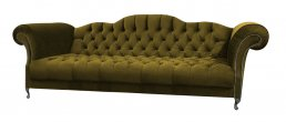Sofa Chesterfield Manchester Ludwik 180 cm