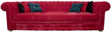 Sofa Chesterfield March Rem 4 osobowa