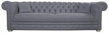 Sofa Chesterfield March Rem 4 osobowa 260 cm