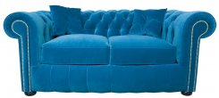 Sofa Chesterfield March Rem 2 osobowa 160 cm
