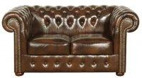 Sofa Chesterfield Original 2 osobowa 160 cm