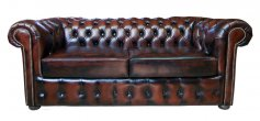 Sofa Chesterfield Vintage 3 osobowa
