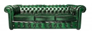 Sofa Chesterfield Vintage 4 osobowa