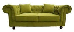 Sofa Chesterfield Lady 180 cm