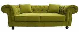 Sofa Chesterfield Lady 210 cm
