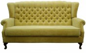Sofa Chesterfield Uszak 140cm