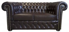 Sofa Chesterfield March Rem 2 osobowa 180cm