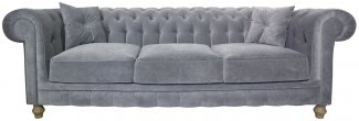 Sofa Chesterfield Lady  4 osobowa 260 cm
