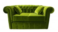 Sofa Chesterfield York 2 osobowa 185cm
